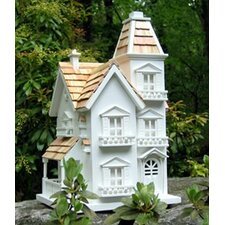 Classic Series Victorian Manor Birdhouse