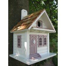 Fledgling Series 'Shotgun' Cottage Birdhouse