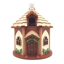 The Queen's Hamlet Yorkshire Cottage Birdhouse