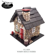 Cottage Charmer Series Windy Ridge Bird Feeder
