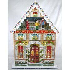 Christmas Carolers Advent Calendar