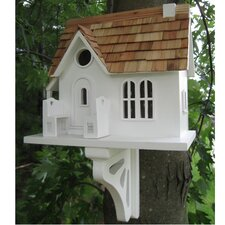 Classic Series Cozy Cottage Birdhouse