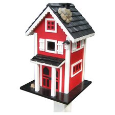 Cottage Charmer Series Glen Ridge Free Standing Birdhouse