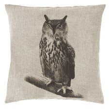 Hoot Decorative Pillow