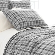 Greyville Tartan Duvet Cover Collection