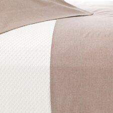 <strong>Pine Cone Hill</strong> Pinstripe 200 Thread Count Sheet Set