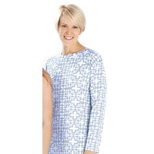 Veena Crew Neck Nightdress