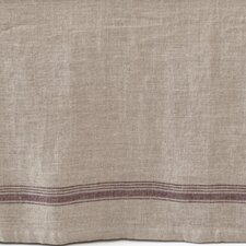 Tea Towel Linen Stripe Bed Skirt