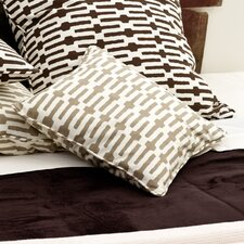 <strong>Pine Cone Hill</strong> Neutral Territory Links Decorative Pillow