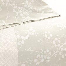 <strong>Pine Cone Hill</strong> Batik Blossom 200 Thread Count Sheet Set