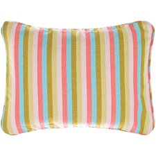 Cabana Narrow Stripe Boudoir Pillow