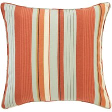 <strong>Pine Cone Hill</strong> October Stripe Decorative Pillow