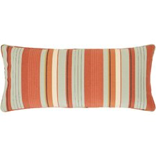 October Stripe Double Boudoir Pillow