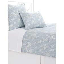 Batik Blossom Duvet Cover Collection