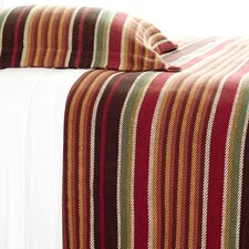 <strong>Pine Cone Hill</strong> Montana Sham Collection Cotton Blanket