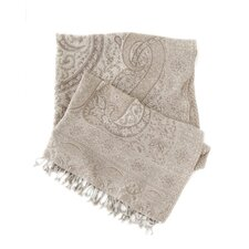 <strong>Pine Cone Hill</strong> Sarva Paisley Wool Throw
