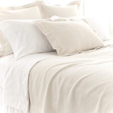 <strong>Pine Cone Hill</strong> Petite Trellis Matelasse Coverlet Collection