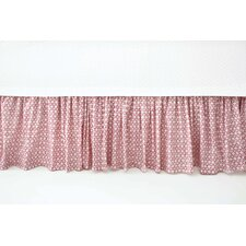 <strong>Pine Cone Hill</strong> Esha Cotton Bed Skirt