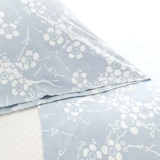 Batik Blossom 200 Thread Count Sheet Set
