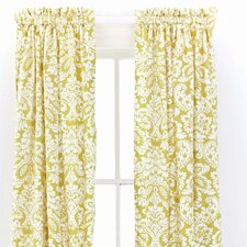 <strong>Pine Cone Hill</strong> Imperial Cotton Rod Pocket Curtain Single Panel