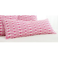 Bright Stuff Links Double Boudoir Decorative Pillow
