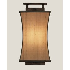 <strong>Fine Art Lamps</strong> Fusion 1 Light Wall Sconce