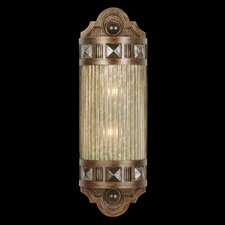<strong>Fine Art Lamps</strong> Scheherazade 2 Light Wall Sconce