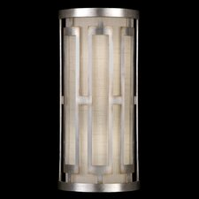 <strong>Fine Art Lamps</strong> Allegretto Gold 2 Light Wall Sconce