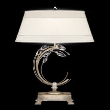"Crystal Laurel 31"" 1 Light Table Lamp"
