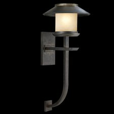 East-West Passage 1 Light Outdoor Wall Lantern
