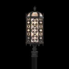 Costa Del Sol 3 Light Outdoor Post Lantern
