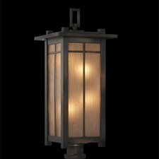 Capistrano 4 Light Outdoor Post Lantern