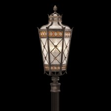 "Chateau 5 Light 32"" Outdoor Post Lantern"