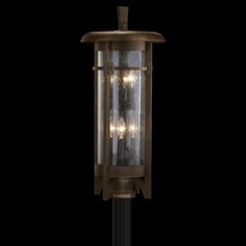 Aspen 4 Light Outdoor Post Lantern