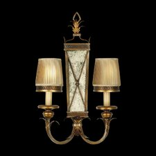 Newport 2 Light Wall Sconce