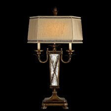 Newport 2 Light Table Lamp