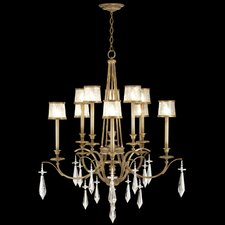 Monte Carlo 10 Light Chandelier