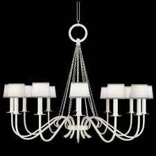 <strong>Fine Art Lamps</strong> Portobello Road 12 Light Chandelier