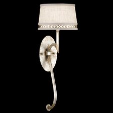 Allegretto Gold 1 Light Wall Sconce