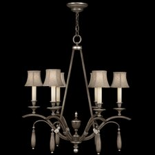 <strong>Fine Art Lamps</strong> Villa Vista 6 Light Chandelier