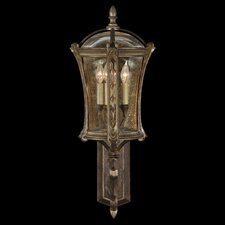 Gramercy Park 4 Light Outdoor Wall Lantern