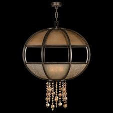 Singapore Moderne 8 Light Globe Pendant