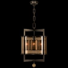 <strong>Fine Art Lamps</strong> Singapore Moderne 4 Light Foyer Pendant