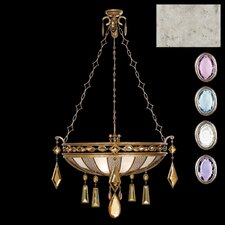 Encased Gems 3 Light Pendant