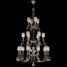 <strong>Fine Art Lamps</strong> Eaton Place 20 Light Chandelier