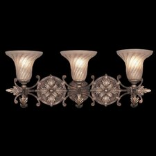 <strong>Fine Art Lamps</strong> Stile Bellagio 3 Light Bath Vanity Light