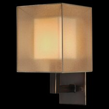 Quadralli 1 Light  Wall Sconce