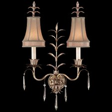 Pastiche 2 Light Wall Sconce