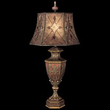 "Villa 1919 37"" H Table Lamp with Empire Shade"