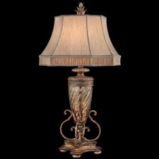"40"" H Pastiche 1 Light Table Lamp"